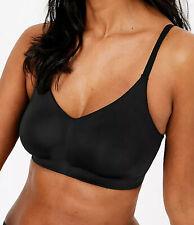 Marks & Spencer black flexifit smoothing multiway full cup bra 40D