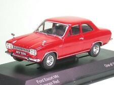 Ford Escort MkI ''Dragoon Red'' (Vanguards 1:43 / VA09500)