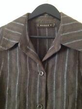 Linen Plus Size Suits & Blazers for Women