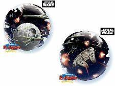 "Star Wars Birthday Party Decoration 24"" Death Star Double Bubble Balloon"