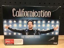 CALIFONICATION THE COMPLETE SERIES MA 15+ -  EXCELLENT CONDITION