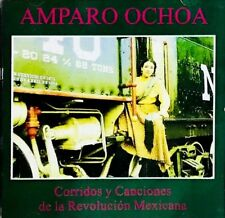 Amparo Ochoa, Corridos y Canciones de la Revolución Mexicana CD New, Sealed