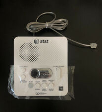 AT&T 1740 Digital Answering System with Time and Day Unused and Working