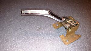GM 1975 Pontiac Grand Prix Inside Door Handle Right Part # 9879473