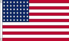 Union 48 Stars 1912 to 1959 United States of America 5'x3' Flag