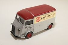 # MATCHBOX 1947 CITROEN HY H VAN TAITTINGER GREY NEAR MINT CONDITION