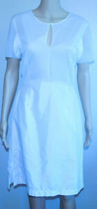 Vintage 50s Henson Kickerknick Full Slip Sleeves Chiffon Perspiration Shield 34