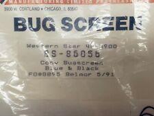 Belmor BS-86056- Bug Screen Mesh Grille Covers 96-12 Western Star 4800 - 4900