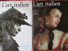 L art italien T1 et T2 Du IV siècle à la renaissance à 1905 Mazenod Citadelles