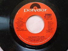 "MANDRILL ""The Road To Love""  DJ RADIO PROMO 45 RPM Vinyl Record  music  EXC.!"