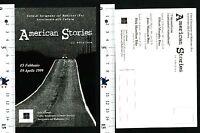 AMERICAN STORIES - CITTA' DI SAVIGNANO SUL RUBICONE - APRILE 1999 - 57674