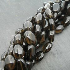 Quartz Oval Loose Beads