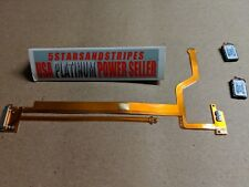 Nintendo 3DS XL Speaker Ribbon Cable Flex Wire Replacement Part - with Speakers!