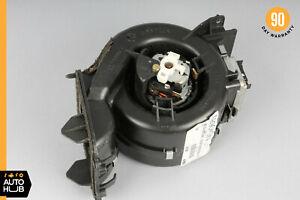 01-09 Mercedes W203 C320 CLK350 C32 AMG AC A/C Rear Heater Blower Motor Fan OEM