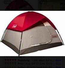 2006 MARLBORO Adventure  7' x 7' COLEMAN Sundome Tent Model #9280-717 - NIB