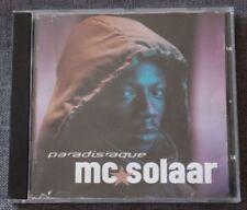 CD de musique rap MC solaar