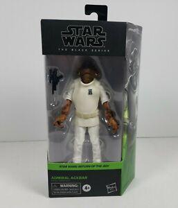 Star Wars Black Series Admiral Ackbar Hasbro 2020 Return of the Jedi ROTJ