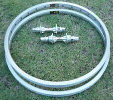 Old School BMX TNT Sun Wheel Set