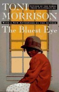 The Bluest Eye by Toni Morrison (1994, Paperback)
