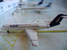 MALEV-(Ungheria)-Fokker-F70-1/500-Herpa-509275-HA-LMA
