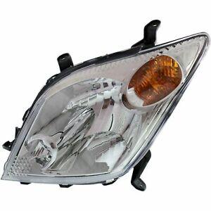 For LH 2004 2005 04 05 SCION Xa Left Driver Headlight Headlamp Head Light Lamp