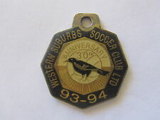 Western Suburbs Soccer Club Badge (1994)