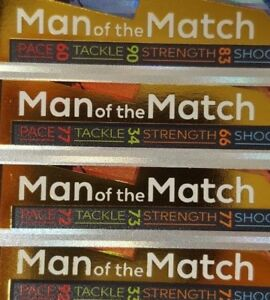 MATCH ATTAX 2018/19 EPL Man of The Match CARD SINGLES 385 - 444