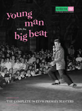 YOUNG MAN WITH THE BIG BEAT '56 ELVIS PRESLEY MASTERS CD NEW