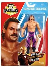Ravishing Rick Rude WWE Basic Flashback Series Action Figure (Build Howard
