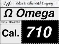 1 pc OMEGA 710 Original parts recambio movement vintage GENUINE New NOS 3WC