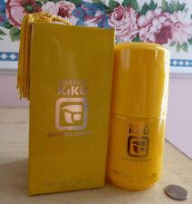 VTG NIB 1970s Faberge KIKU Perfumed Bath Oil Spray 3.5 Oz RARE!