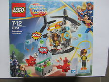 Lego  DC Super Hero Girls: 41234  Helicóptero nuevo con embalaje original