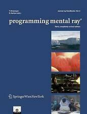NEW Programming Mental Ray (Mental ray handbooks)