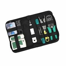 Gaobige Network Cable Repair Maintenance Tool Kit Set 11 in 1 Portable Phone .