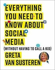 Everything You Need to Know about Social Media Book by Greta van Susteren PB