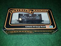 OO Gauge Mainline 37-129 7 Plank Wagon C.W.S boxed