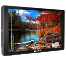 """Lilliput 10.1"""" A11 3G-SDI HDMI VGA 4K input FHD Camera Broadcast Field Monitor"""