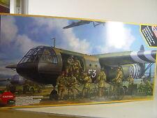 Horsa Lastensegler Mk.I - Flugzeug Bausatz Bronco - 1:35 - 76,5 cm - 35195 #E