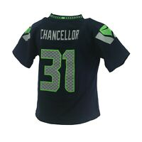 Seattle Seahawks Kam Chancellor NFL Nike Baby Infant Toddler Size Jersey New Tag