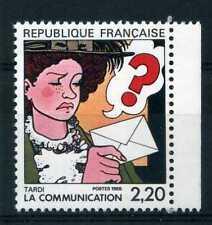 FRANCE 1988, timbre 2512, Communication en BD, neuf**