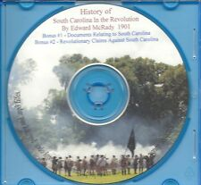 History of South Carolina in the Revolution + Bonus