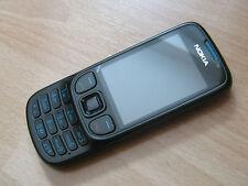 Nokia 6303i classic  in SCHWARZ ohne Simlock + ohne Branding / mit Folie Topp