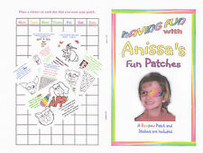 Eye Patch with Activity Booklet includes compliance Chart and stickers.