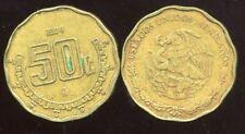 MEXICO  MEXIQUE  50 centavos 1994  ( aus )