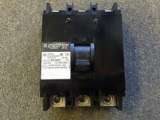 SQUARE D CIRCUIT BREAKER 175 AMP 240V 3 POLE Q2L3175