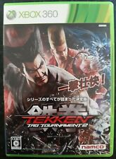 Tekken Tag Tournament 2 Japanese Xbox 360 and Xbox One.