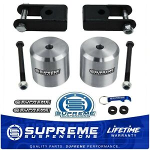 "Fits 2005-2020 Ford F250 F350 Super Duty 4WD 3"" Front Level Lift Kit + Shock Ext"