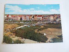 Vintage Retro Colour Postcard BREDENE Panormam, Belgium, Postally Used