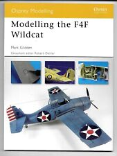 Osprey Modelling the F4F Wildcat Reference OSPMOD 39 NM Copy  ST