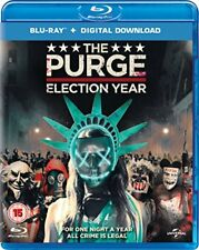The Purge Election Year (Bluray  Digital Download) [2016] [DVD]